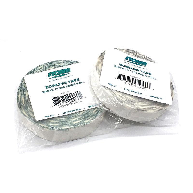 STORM ストーム・ボウラーズテープ(PC500)白 1
