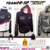 HS-01038 TEAM HI-SPジャケット(BK/WH)