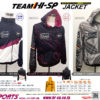 HS-01040 TEAM HI-SPジャケット(GY)