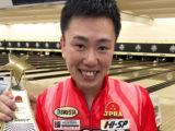 藤井信人プロがシーズントライアル優勝