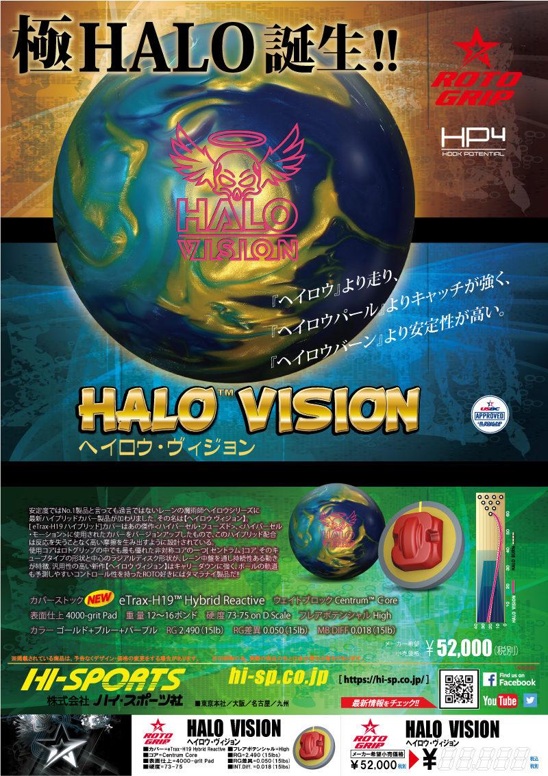 HALO VISION