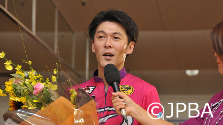 平山陽一プロがJPBA公認第14回MKチャリティカップ男子優勝