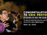 クリス・プレイザーにメジャータイトル、カイル・トゥループに4勝目!