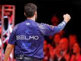 ベルモンテにUSオープンタイトル、スーパースラム達成!