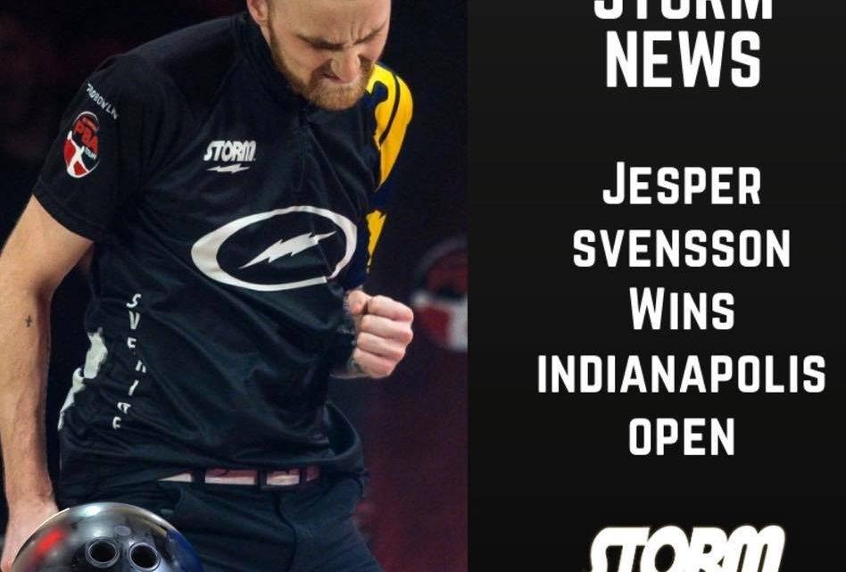 スヴェンソンがPBAインディアナポリスオープンを制す!