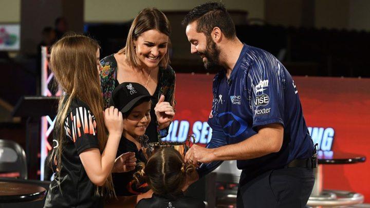 ベルモンテがPBAワールドチャンピオンシップ3連勝!
