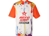 HS-01118 RG Paint Jersey (WH/OR)