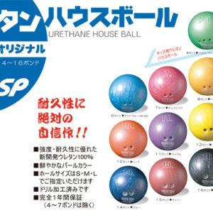 オリジナル ハウスボール